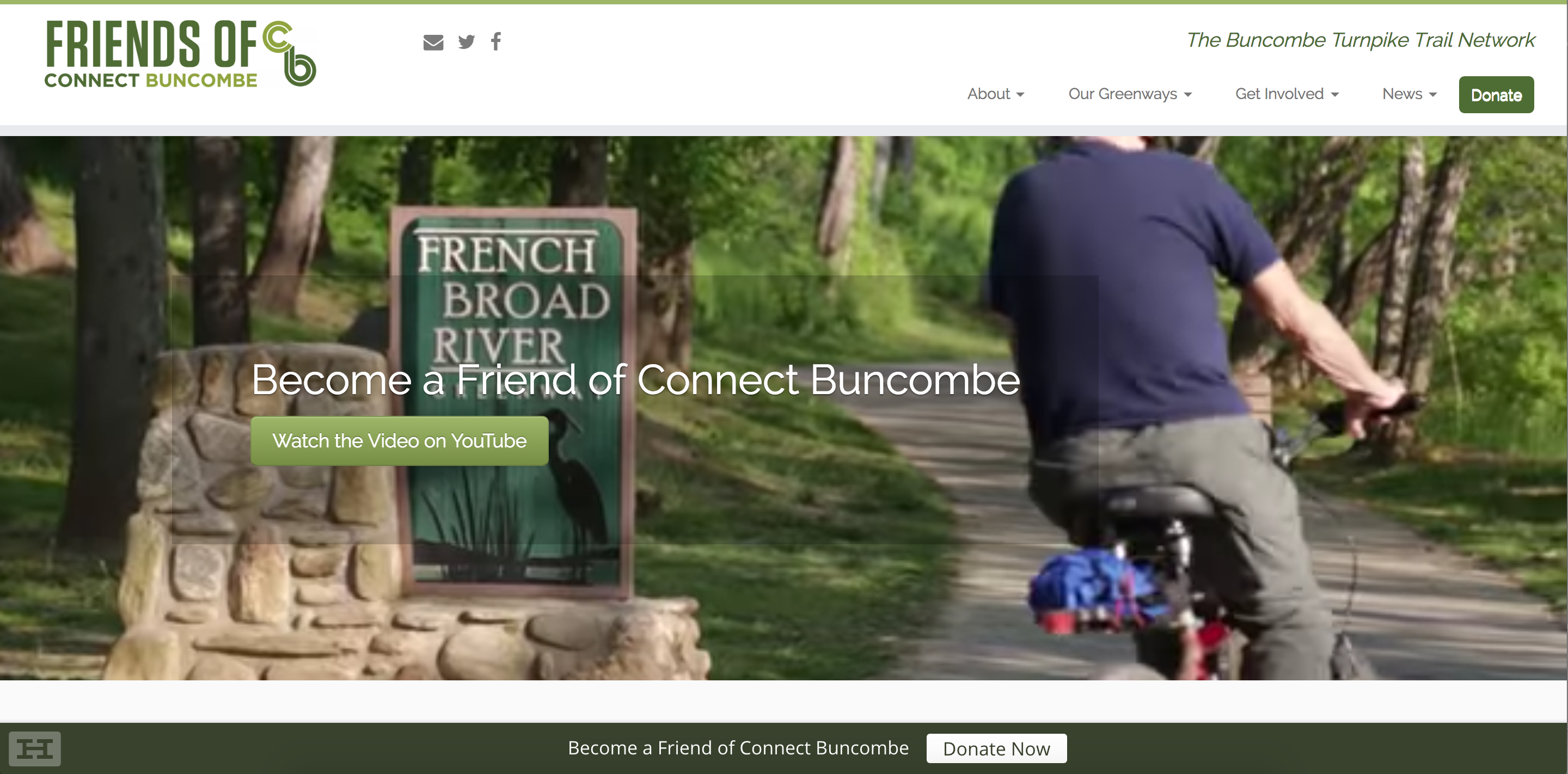 Friends of Connect Buncombe